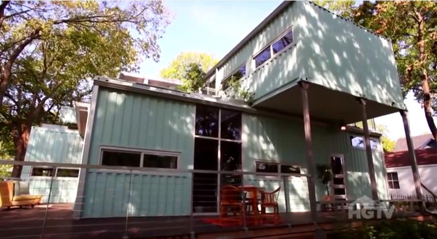How to build conex home joy studio design gallery best design - Conex container homes ...