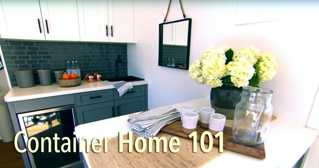 Shipping Container Home 101