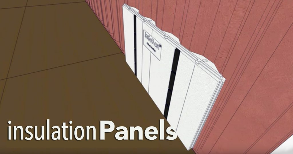 Insulation Panels for Shipping Containers